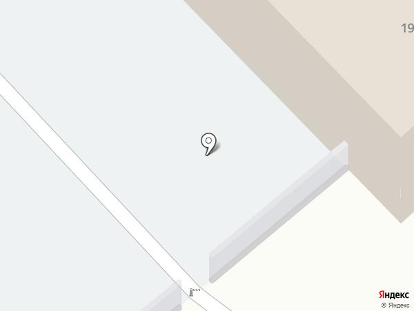 Мира на карте Ярославля