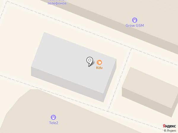 Mozart House на карте Ростова-на-Дону