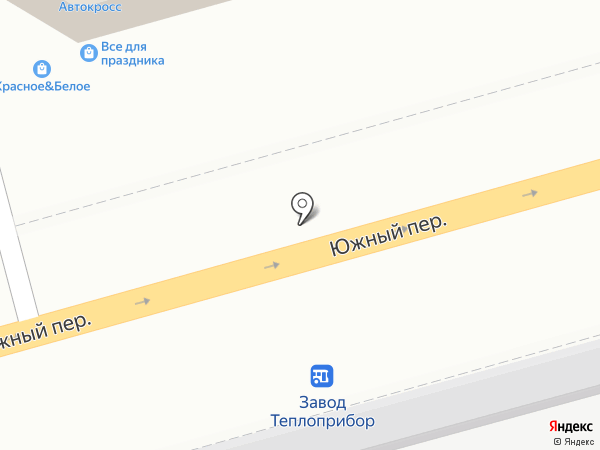 Рыболов и К на карте Рязани