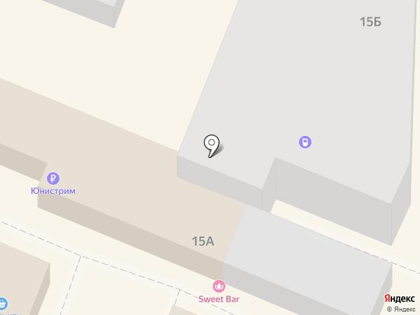 Юридический центр на карте Ростова-на-Дону