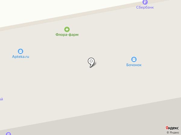 Калейдоскоп на карте Ярославля