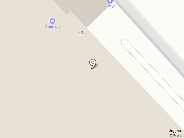 Дайм на карте Рязани