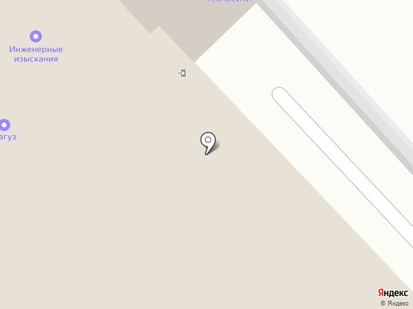 Ногтевая студия на карте Рязани