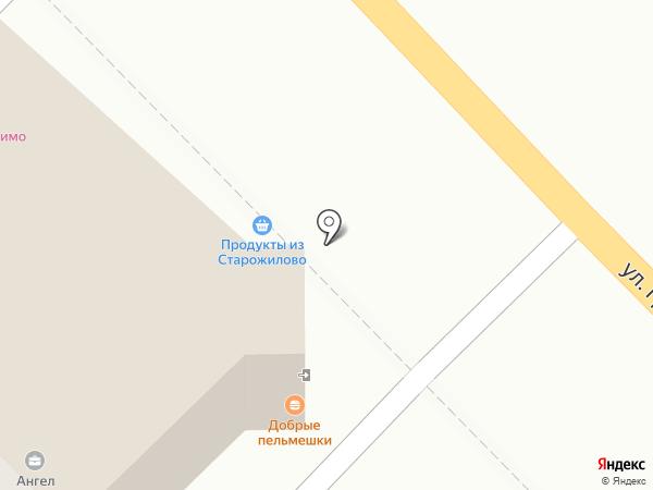 Фонбет на карте Рязани