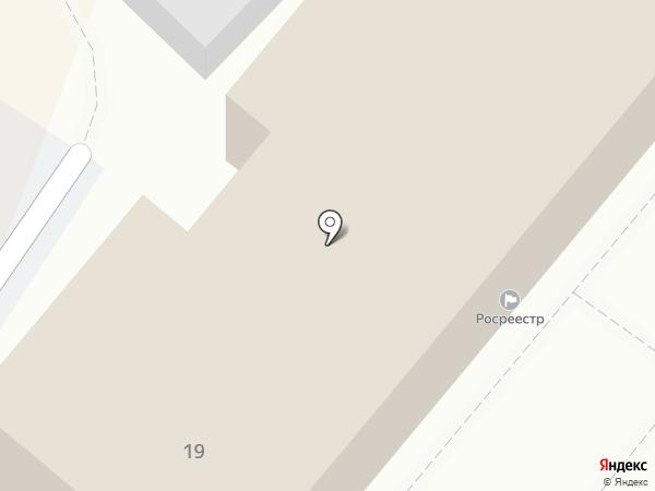 Кадастровая палата по Ростовской области на карте Ростова-на-Дону
