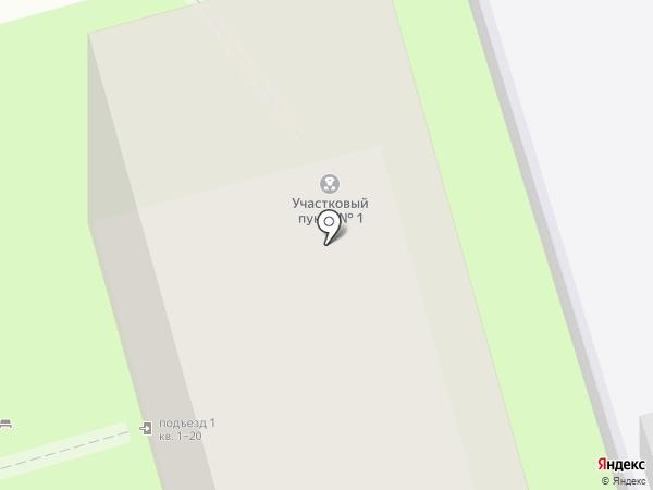 Уголовно-исполнительная инспекция на карте Рязани