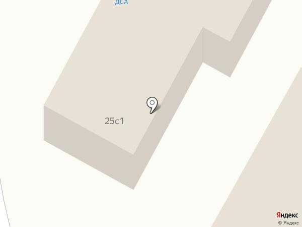 Титан на карте Рязани