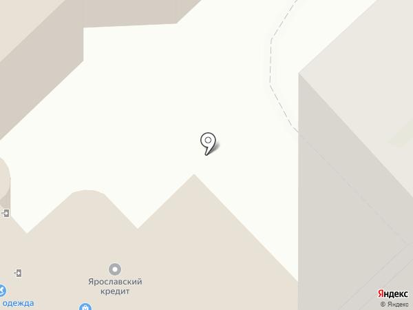 ЛяМур на карте Ярославля