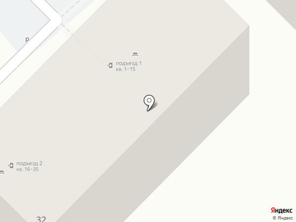 Капитошка на карте Сочи