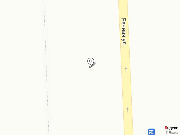 Пенная лавка на карте Батайска