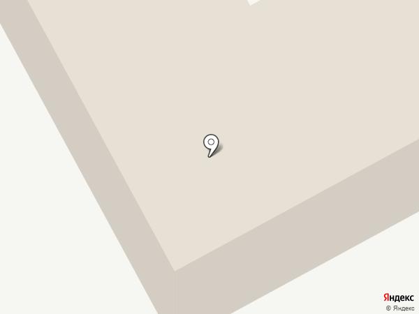 Парк Железнодорожников на карте Рязани
