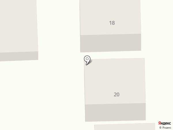 Любимец на карте Батайска