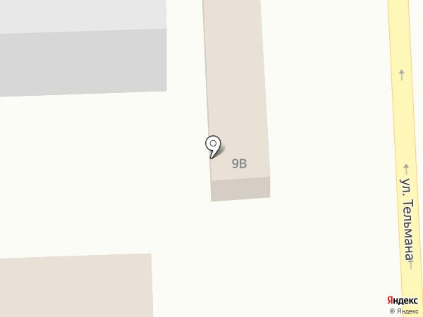 Магазин цветов и сувениров на карте Батайска
