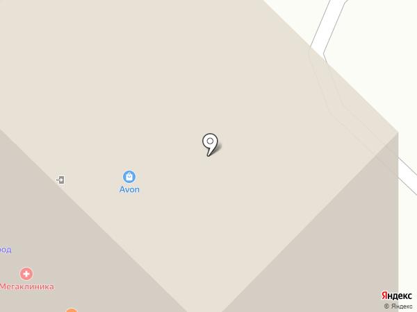 Капитал-Эс на карте Рязани