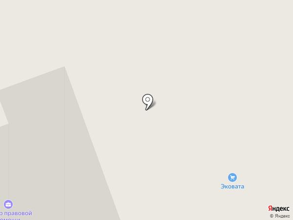 Нотариус Шуньгина О.А. на карте Северодвинска