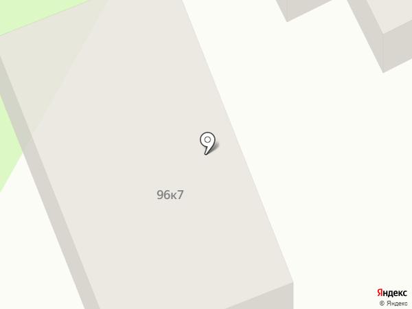 Автомедон на карте Сочи