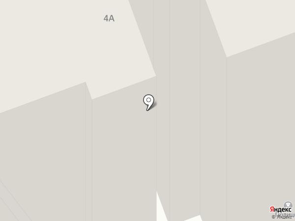 Участковый пункт полиции №2 на карте Северодвинска