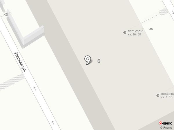 АвтоBus на карте Сочи