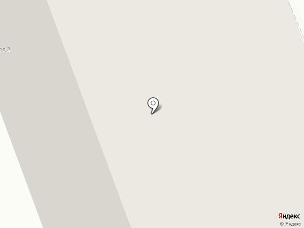 Элмас на карте Северодвинска