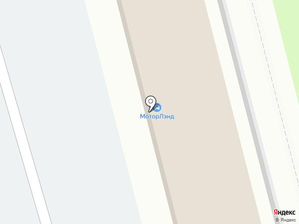АвтоАкс на карте Рязани