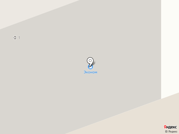 РОС на карте Северодвинска