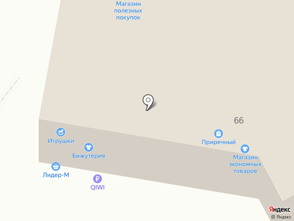 Аникас на карте Ярославля