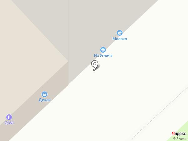 SprintNet на карте Ярославля