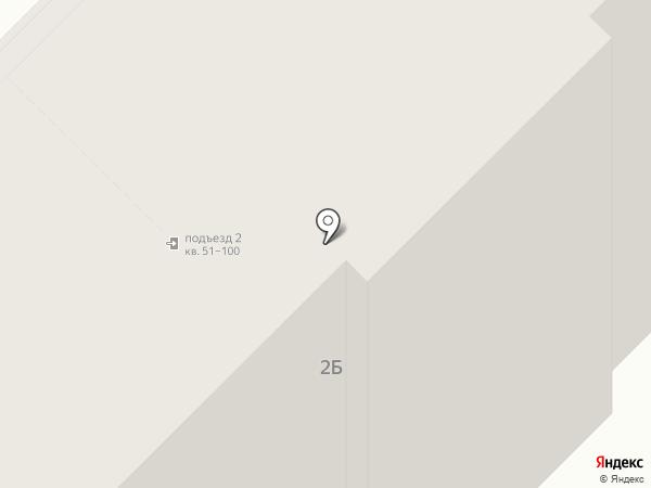 Дом на Окском на карте Рязани