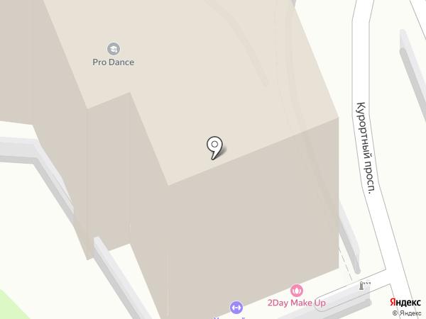 Индустрия Чистоты Сочи на карте Сочи