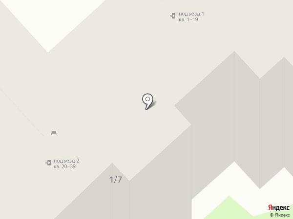 Юридическая фирма на карте Ярославля