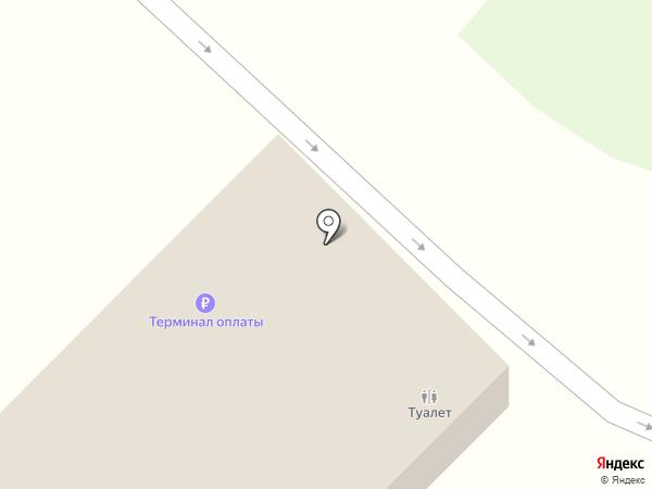 АЗС на карте Ивняков
