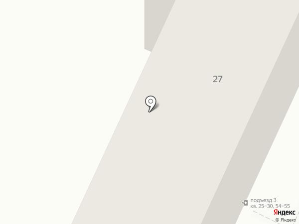 Капитоша на карте Ростова-на-Дону