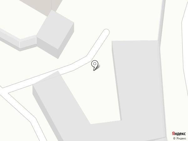 Омега на карте Ростова-на-Дону