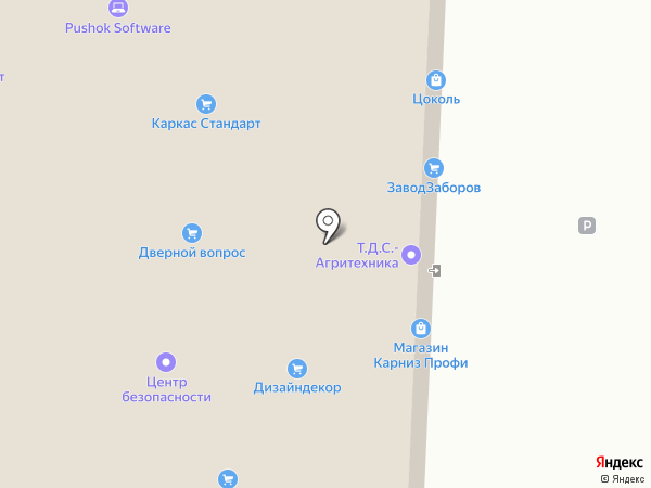Ваши Двери на карте Рязани