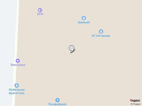 Мистер плиткин на карте Рязани