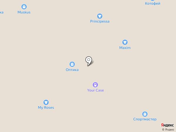 Beauty image style на карте Рязани