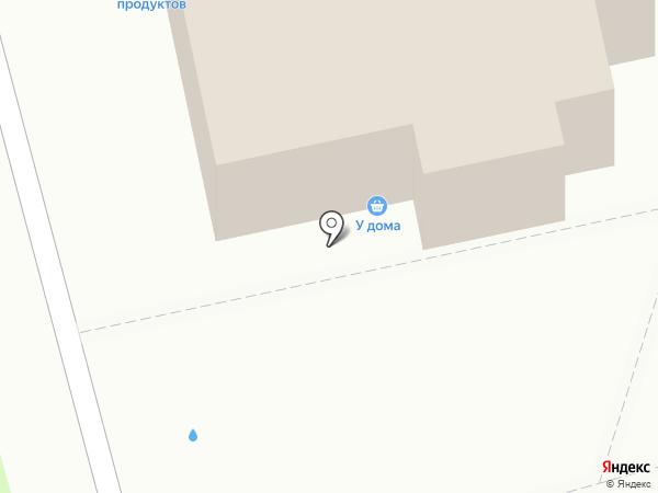 Кодерон на карте Рязани