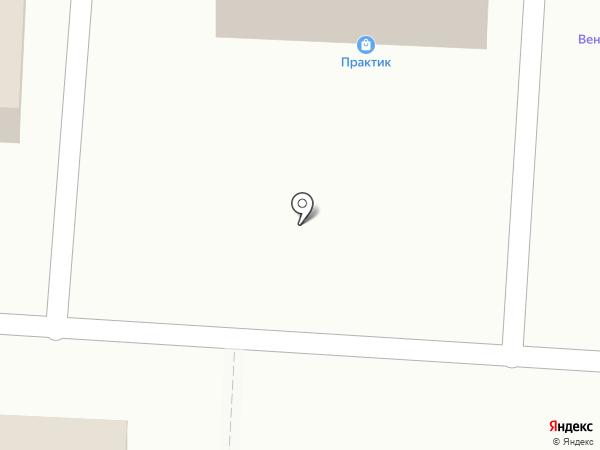 МАКСИМА на карте Рязани