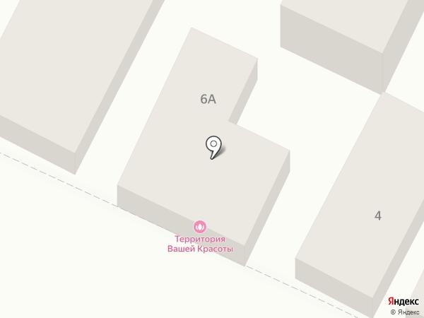 ТрансэнергоСервис на карте Ростова-на-Дону