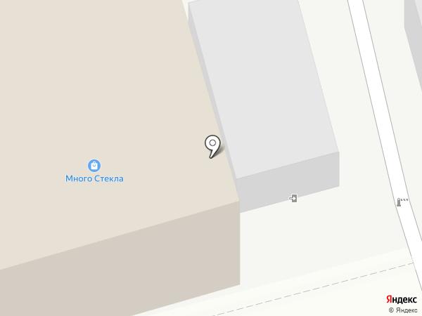 Кнауф ПетроБорд на карте Ростова-на-Дону