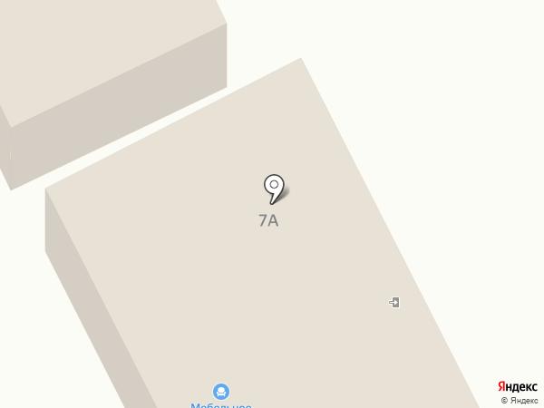 Рв-бетон на карте Рязани