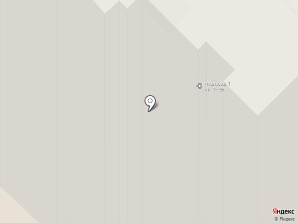 А Эллина на карте Рязани