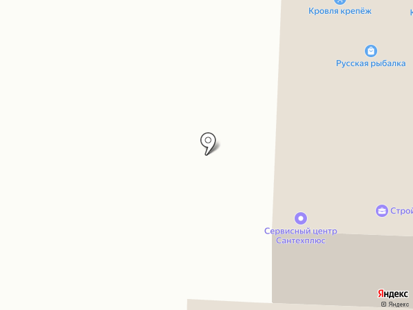 Саморезик на карте Рязани