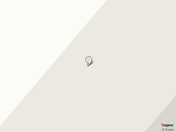 Речной на карте Северодвинска