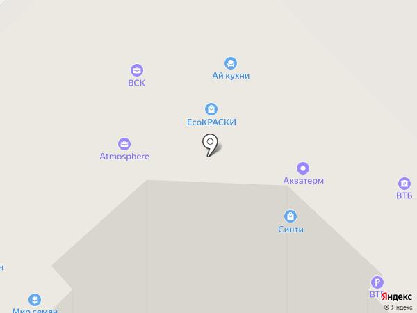 Мир лодок на карте Рязани
