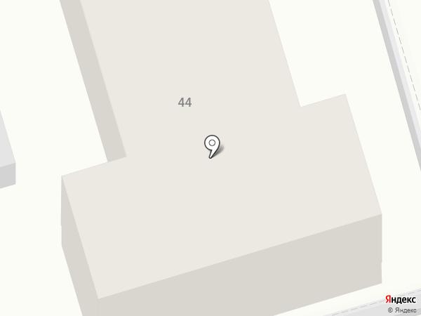 Тарон на карте Ростова-на-Дону