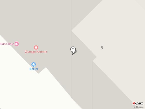 Мультик на карте Рязани