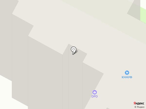 Текс-Колор на карте Рязани