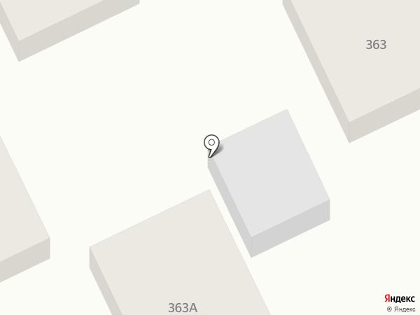 Услада на карте Батайска