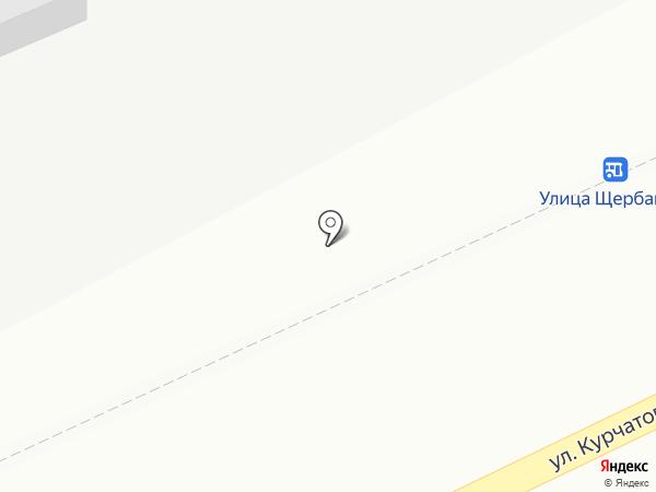 ПроТекстиль Р на карте Ростова-на-Дону